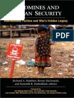 Matthew, Richard Anthony_ McDonald, Bryan & Ruth, Kenneth (2004) Landmines and Human Security