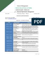 UT Dallas Syllabus for aim3320.501.10f taught by Cheryl Renken (cdr01100)