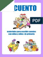 El Cuento Materiales Para Escribir Cuentos Con Niñas y Niños de Primaria-ME