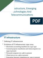MIS IT Infrastructure 1
