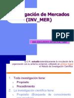 Investigación de Mercados P1
