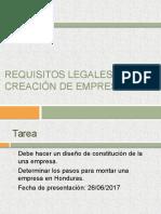 03 Requisitos Legales Crear Empresas