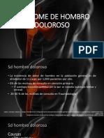 Patología No Traumática de Hombro II