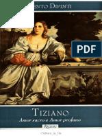 Federico Zeri - Amor Sacro e Amor Profano Di Tiziano