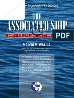 The Associated Ship & South African Admiralty Jurisdiction Leaflet & Order Form
