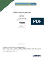 Análisis Financiero Texto Parte I (2)