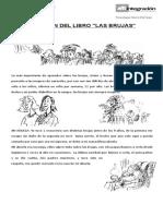 """Resumen del libro """"Las Brujas"""""""