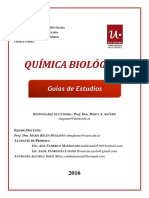 Agüero. Qca Biol. Veterinaria, UNRN. Guías de Estudio