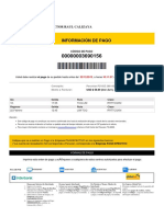 Pasaje Peruvian 02 de Diciembre Del 2015