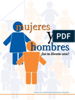Hombre Mujer