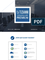 Catalogo Tizianni Premium 2017