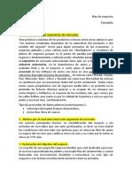 Plan de Negocios TomásRíosVelázquez