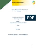 Unidad 1. Generalidades de La Oferta Exportable_Contenido Nuclear