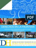 Derechos en La Frontera_Enero 2016