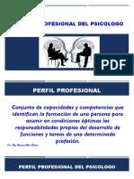 Perfil Profesional Del Psicologo