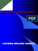07 - Sange - Curs 1 - Anemii Hipocrome, Hemolitice