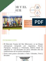 Ecuador y El Mercosur
