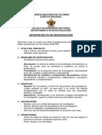 FORMATO ANTEPROYECTO DE INVESTIGACIÓN ORIGINAL