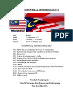 Majlis Penutup Bulan Kemerdekaan 2017