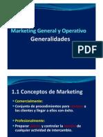 Microsoft Power Point - Marketing General y Operativo
