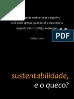 Reflexoes Sobre Design e Sustentabilidade
