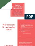 breastfeeding slides