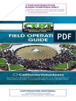 California CERT FOG 2014