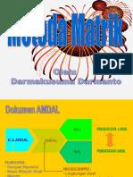 231. Evaluasi Metode Matriks Maret 2012 P.darmA