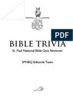 2015 BibleQuiz Reviewer