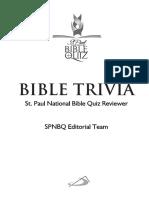 2015 BibleQuiz Reviewer