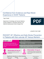 2. Confidence From Evidence and Real World Experience in NVAF_APICD2017