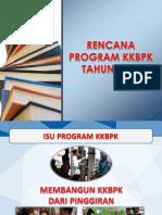 presentasi rencana 2016