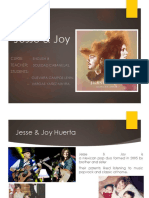 Expo Ngles Jesse & Joy