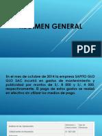 Regimen General - Casos