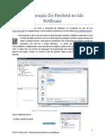Configurando Firebird No Ide NetBeans