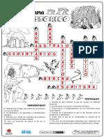 03 Crucigrama Prehistorico Solucin 161103144422