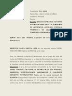 Alimentos- Angelica Garcia