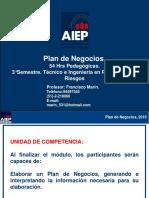 Unidad 1 Plan de Neg Aiep 2016