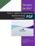 Paso 3 Victor Martinez