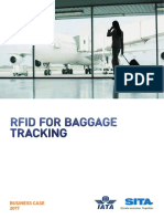 Rfid for Baggage Tracking White Paper