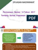 Survei Kepuasan Masyarakat Dikti 14 06 2017