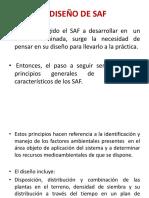 Diseño y Establecimiento de Saf