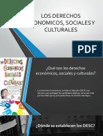 Los Derechos Economicos, Sociales y Culturales
