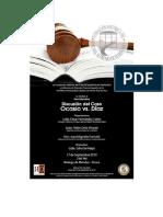 La Fundación Histórica del Tribunal Supremo de Puerto Rico y la Revista de Derecho Puertorriqueño de la Universidad Católica de Ponce Puerto Rico