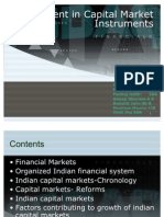 Investment in Capital Market