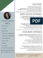Hamby Creative Resume Updated