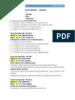 EXPO 1 Breve Historia de La Administración GRUPO D