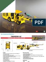 Catalogo Comercial Troidon 44 (Ing)
