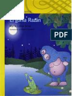 El Gorila Razán (Hoja Simple)