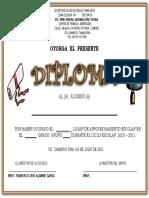 Diploma JAZ